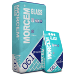 Cemento Cola Bloque Vidrio